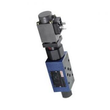 Bosch Rexroth Ag 3WE6B51/AG24N9K4 RE999 Directionnel Bobine Valve, Direct Opéré