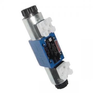 4WE6 J62 / EW110N9K4 x2 REXROTH Séparateur électrique / MX 7877