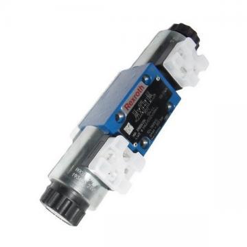 a) Module 8 distributeurs pneumatiques BOSCH REXROTH 0 821 739 947
