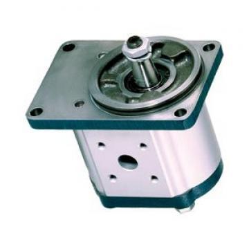 Hydraulique pompe à engrenages, groupe 3, BSP Fileté ports 1 1:8 Conique 4 Boulon Bride