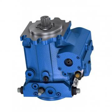 Pompe hydraulique 4L à simple effet Serrure Réservoir plastique Remorque Auto