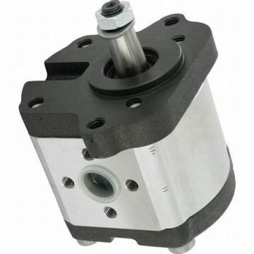 12V 4L Pompe Hydraulique à Simple Solénoïde+Réservoir en Plastique+Télécommande