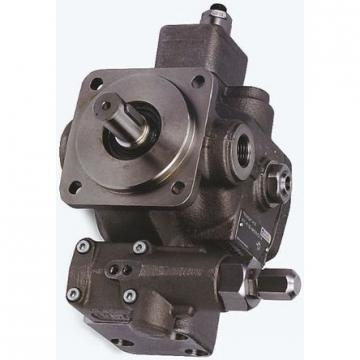 Pompe hydraulique manuel pompe à main simple effet avec réservoir 4L