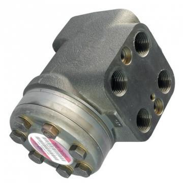 Distributeur de Pression D Hydraulique 3/8 Double Effet 1 Levier Pour Fendeuse