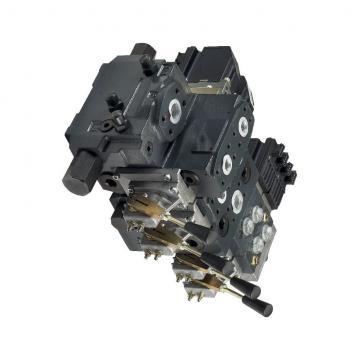 Distributeur Pression D'Huile De Hydraulique A 1 Levier Double Effet 40 Litres