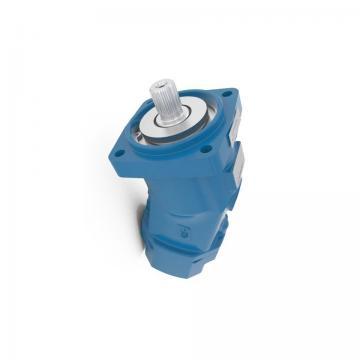 12V Pompe Hydraulique à Double Effet Réservoir en Plastique 4/6/8/10L Remorque