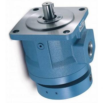 Pompe Hydraulique 12V à Simple Effet avec réservoir en Fer 4L Remorque Levage