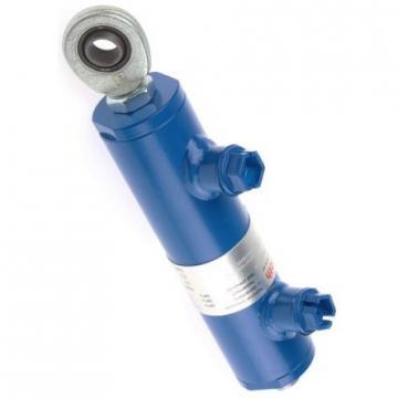 QTY 2 NEW Rexroth Bosch 523-207-010-0 Pneumatic Cylinders 50mm 10 Bar