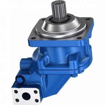 Rexroth Pompe Hydraulique,1PV2V5-30/16RE01MC 70A1/40Y,1,8 Kw Asea Moteur,Utilisé