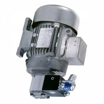 Hydraulique 240V Moteur Électrique Monophasé Pompe Ensemble Avec 8GPM Hi-Lo