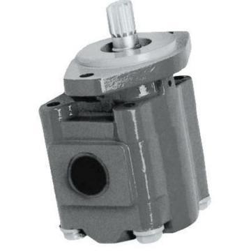 Accouplement complet pompe hydraulique standard EU et moteur 0.55-0.75 KW