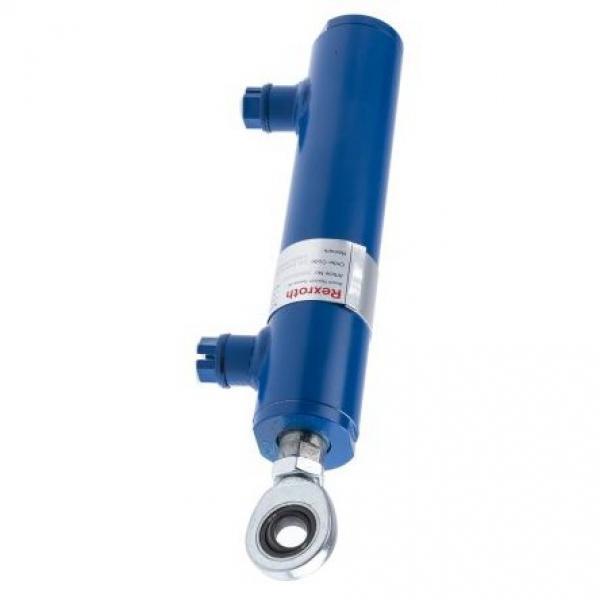 Rexroth Bosch Cylindre Pneumatique, 0 822 344 003, 80/80, Utilisé, Garantie #3 image