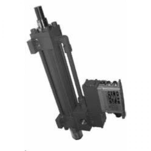 Rexroth Bosch Cylindre Pneumatique, 0 822 344 003, 80/80, Utilisé, Garantie #2 image